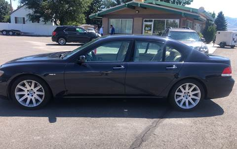 2006 BMW 7 Series for sale in Preston, ID