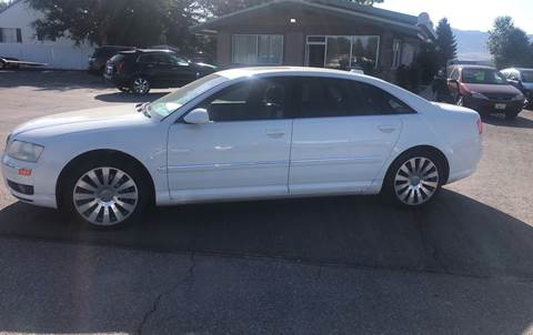 2004 Audi A8 L for sale in Preston, ID