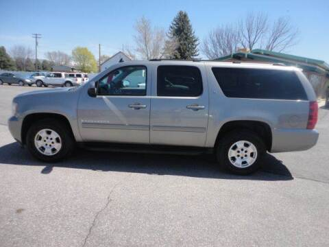 2007 Chevrolet Suburban for sale at Preston Hometown Auto in Preston ID