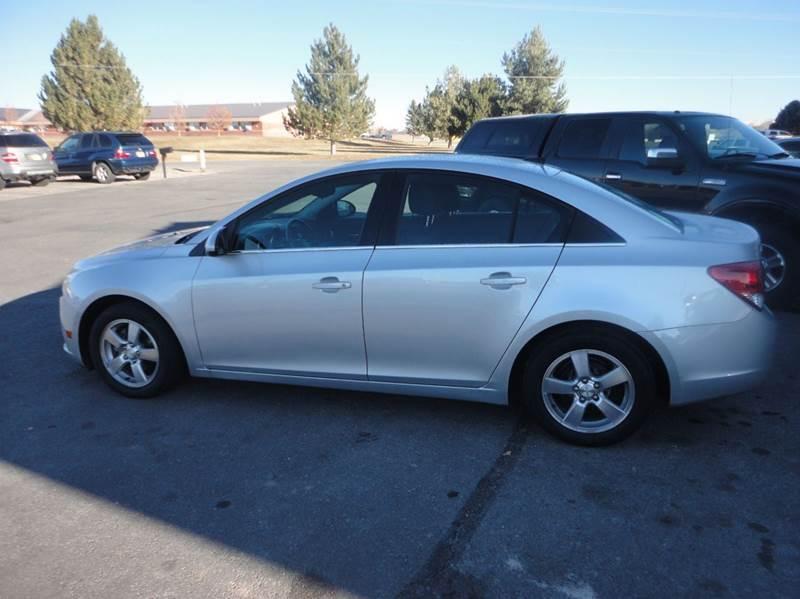 2014 Chevrolet Cruze for sale at Preston Hometown Auto in Preston ID