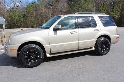 2006 Mercury Mountaineer for sale in Raleigh, NC
