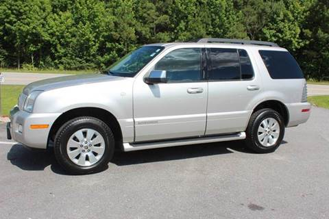 2008 Mercury Mountaineer for sale in Raleigh, NC
