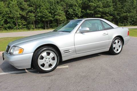 2000 Mercedes-Benz SL-Class for sale in Raleigh, NC