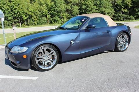 2005 BMW Z4 for sale in Raleigh, NC