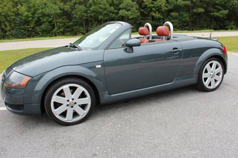 2003 Audi TT for sale in Raleigh, NC