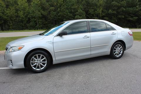 2011 Toyota Camry Hybrid for sale in Raleigh, NC
