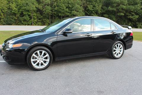 2006 Acura TSX for sale in Raleigh, NC