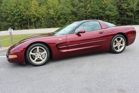 2003 Chevrolet Corvette for sale in Raleigh, NC