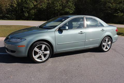2003 Mazda MAZDA6 for sale in Raleigh, NC