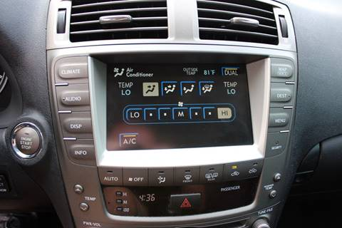 2007 Lexus Is 250 AWD 4dr Sedan (2 5L V6 6A) In Raleigh NC