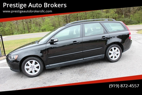 2007 Volvo V50 for sale in Raleigh, NC