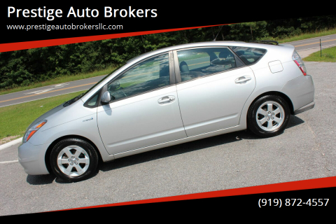 2008 Toyota Prius for sale at Prestige Auto Brokers in Raleigh NC