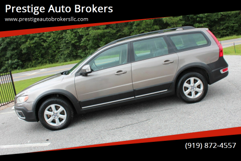 2008 Volvo XC70 for sale at Prestige Auto Brokers in Raleigh NC
