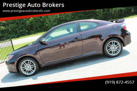 2009 Scion tC for sale at Prestige Auto Brokers in Raleigh NC