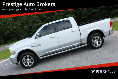2014 RAM Ram Pickup 1500 for sale at Prestige Auto Brokers in Raleigh NC