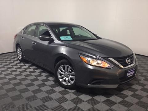 2016 Nissan Altima for sale in Mitchell, SD