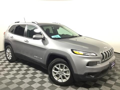 2017 Jeep Cherokee for sale in Mitchell, SD