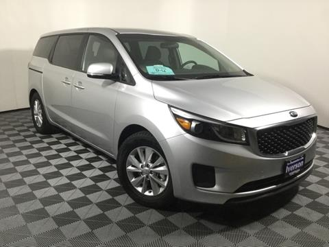 2017 Kia Sedona for sale in Mitchell, SD