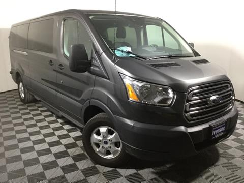 2017 Ford Transit Wagon For Sale In Mitchell SD