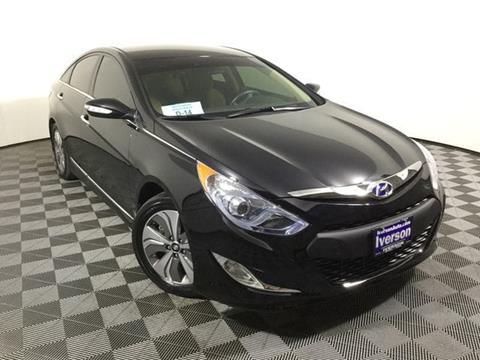 2015 Hyundai Sonata Hybrid For Sale In Mitchell, SD