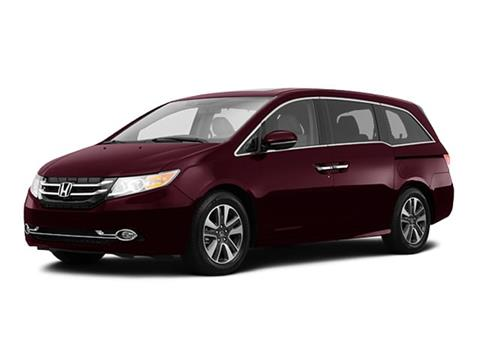 2016 Honda Odyssey for sale in Mitchell, SD