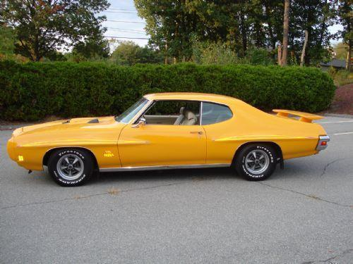 1970 Pontiac GTO Judge  - Westford MA