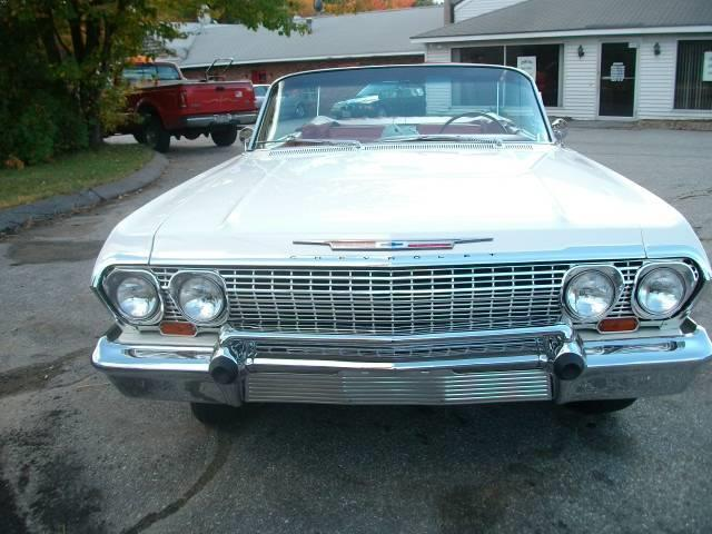 1963 Chevrolet Impala SS Convertible   - Westford MA