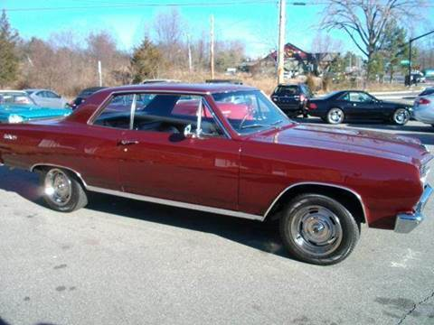 1965 Chevrolet Chevelle for sale at Clair Classics in Westford MA