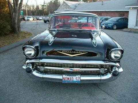 1957 Chevrolet Nomad for sale at Clair Classics in Westford MA