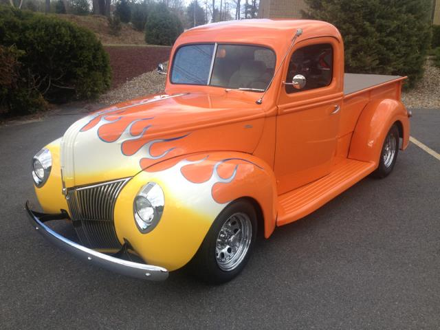 1940 Ford pick up   - Westford MA