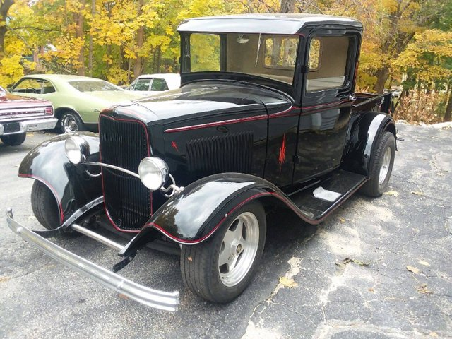 1932 Ford Pickup  - Westford MA