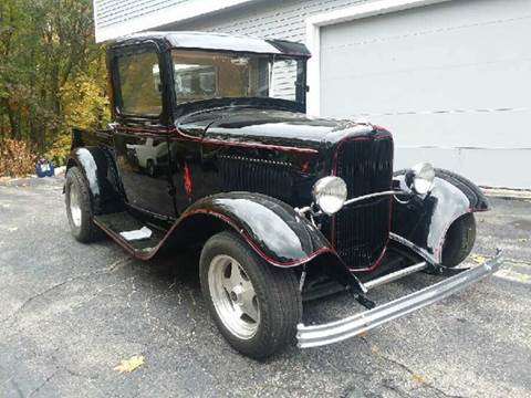 1932 Ford Pickup for sale at Clair Classics in Westford MA