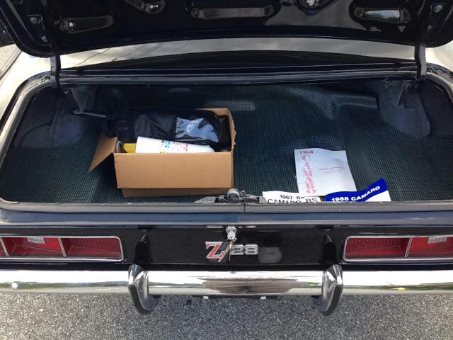 1969 Chevrolet Camaro Z28  - Westford MA