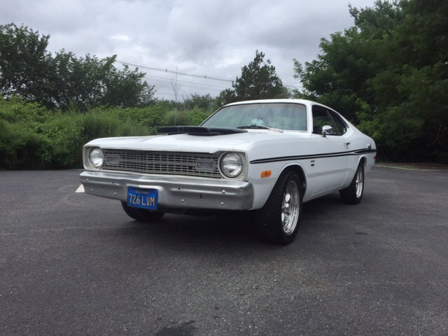1973 Dodge Dart Sport for sale at Clair Classics in Westford MA