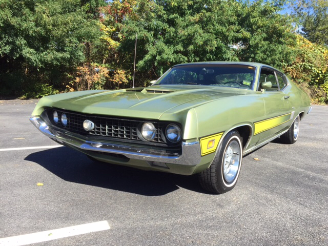 1970 Ford Torino GT In Westford MA - Clair Classics