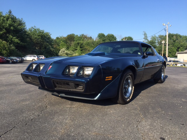 1979 Pontiac Firebird Trans Am for sale at Clair Classics in Westford MA