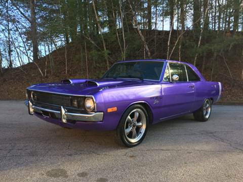 1972 Dodge Dart for sale at Clair Classics in Westford MA