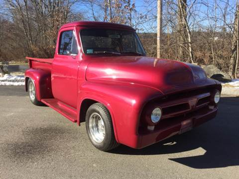 1953 Ford F-100 for sale at Clair Classics in Westford MA