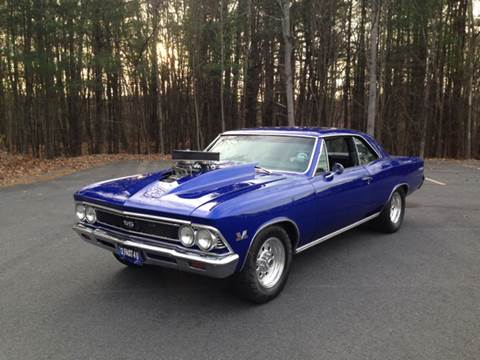 1966 Chevrolet Chevelle for sale at Clair Classics in Westford MA