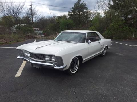 1964 Buick Riviera for sale at Clair Classics in Westford MA