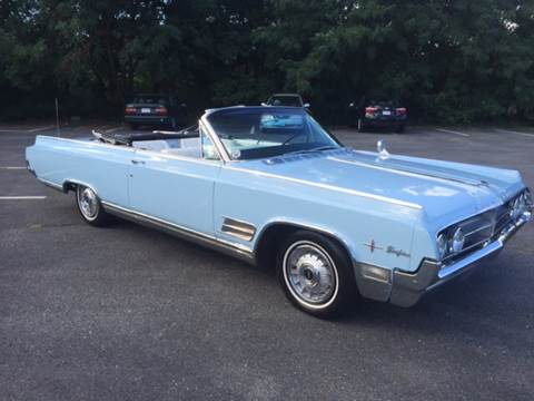 1964 Oldsmobile Starfire 88 for sale at Clair Classics in Westford MA