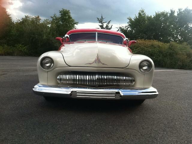 1951 Mercury Led Sled  - Westford MA