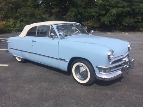 1950 Ford Deluxe for sale at Clair Classics in Westford MA