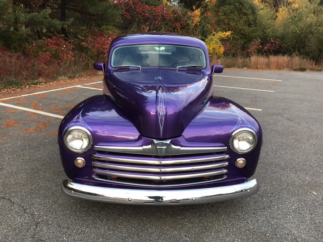 1946 Ford Deluxe  - Westford MA