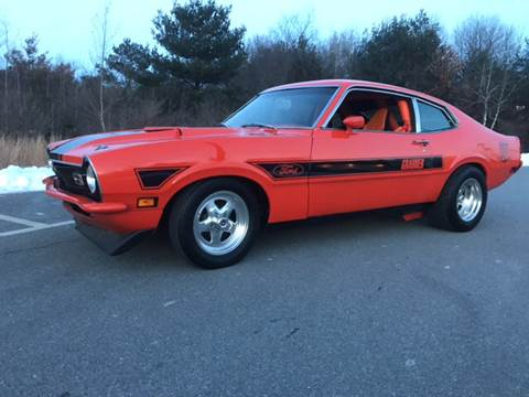 1974 Ford Maverick for sale at Clair Classics in Westford MA