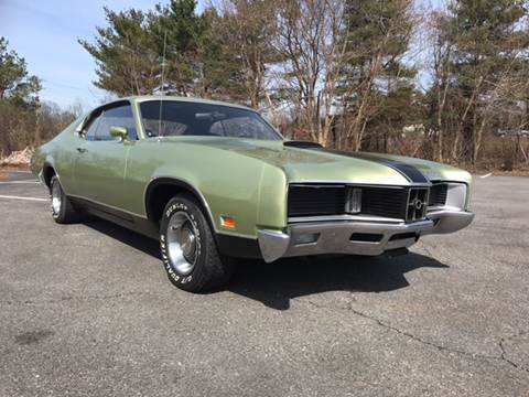 1970 Mercury Cyclone for sale at Clair Classics in Westford MA