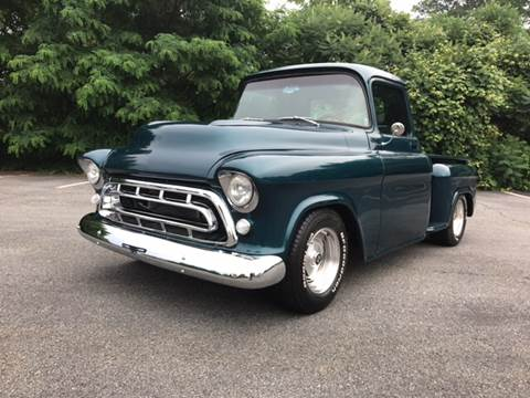 1957 Chevrolet 3100 for sale at Clair Classics in Westford MA