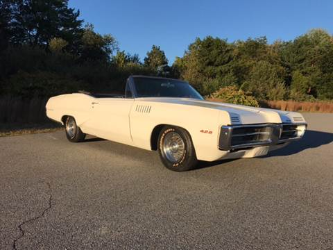 1967 Pontiac Grand Prix for sale at Clair Classics in Westford MA