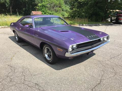 1970 Dodge Challenger for sale at Clair Classics in Westford MA