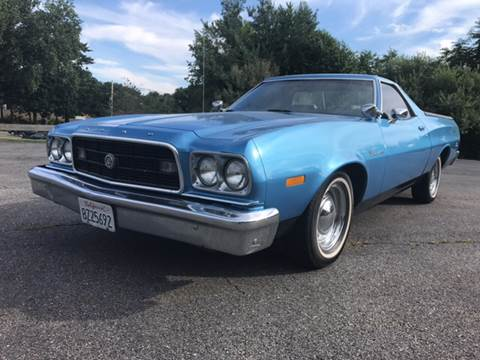 1973 Ford Ranchero for sale at Clair Classics in Westford MA